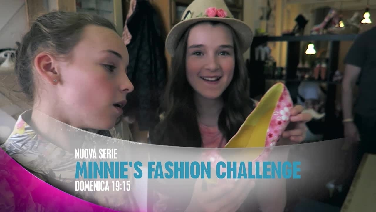 Minnie Fashion, Jessie e Girl meets world