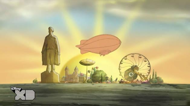 Phineas e Ferb - Danville 1903