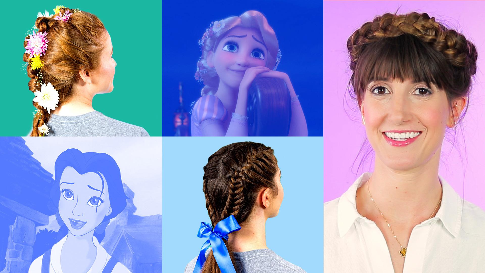 Disney-Inspired Braid Tutorial | Disney Style