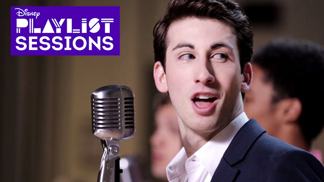 King Of New York Mash-Up | Newsies Cast | Disney Playlist Sessions