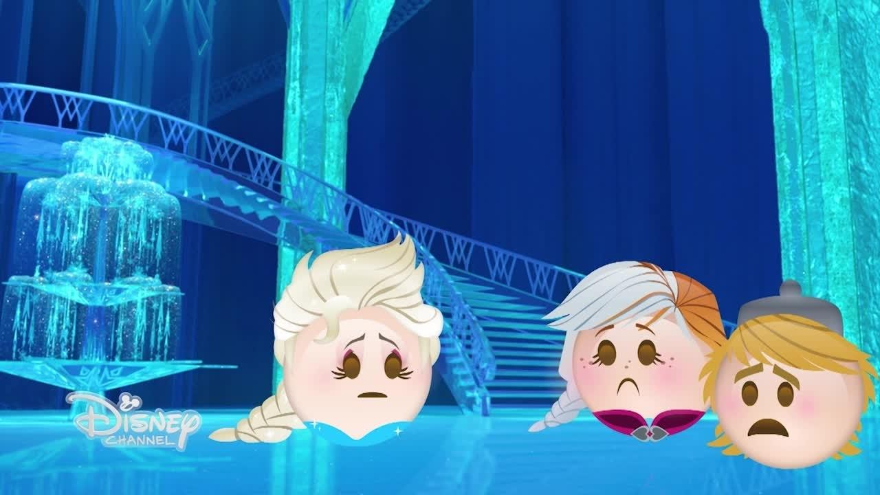 Frozen - Il Regno di Ghiaccio raccontato con gli Emoji