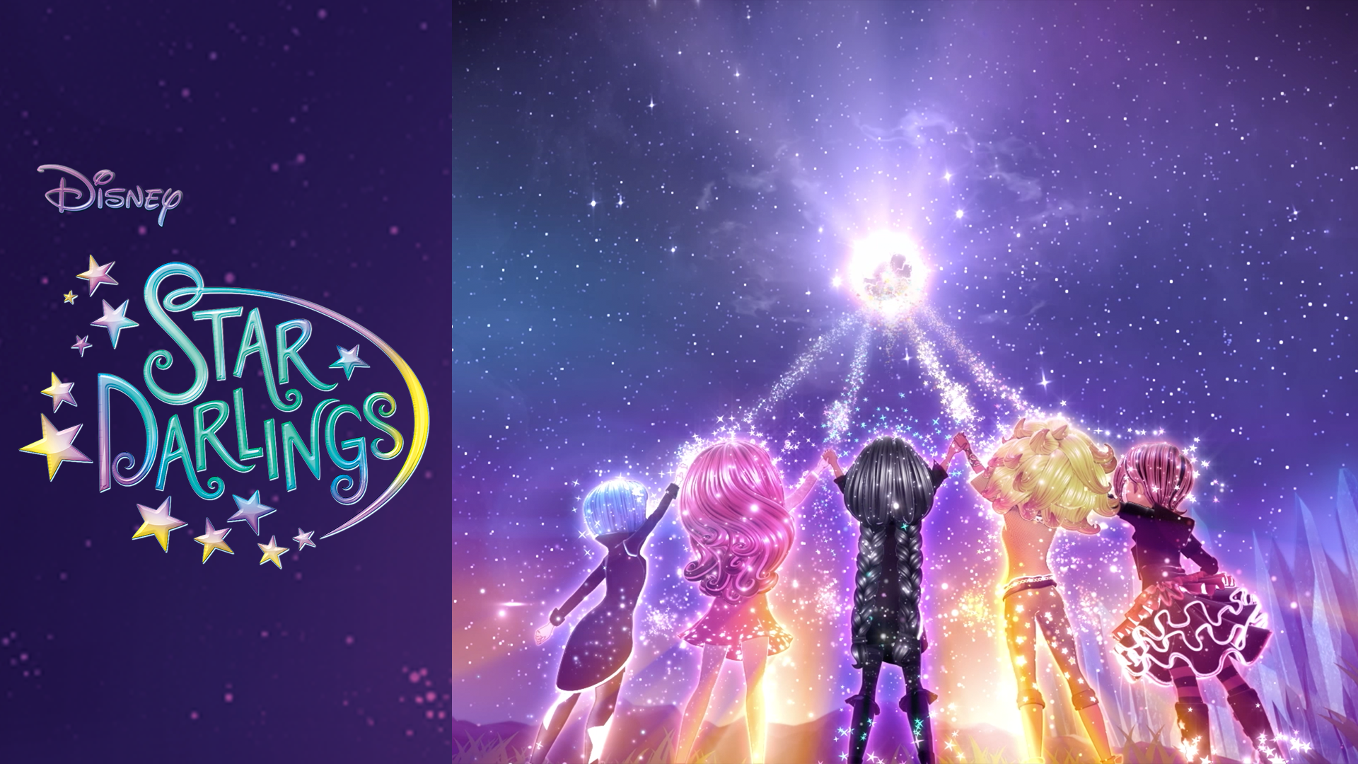 Shining Starlings - Episode 8 - Disney's Star Darlings