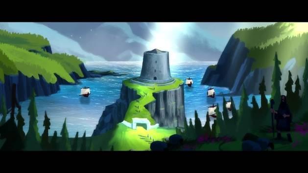 Brave - De legende van Mordu