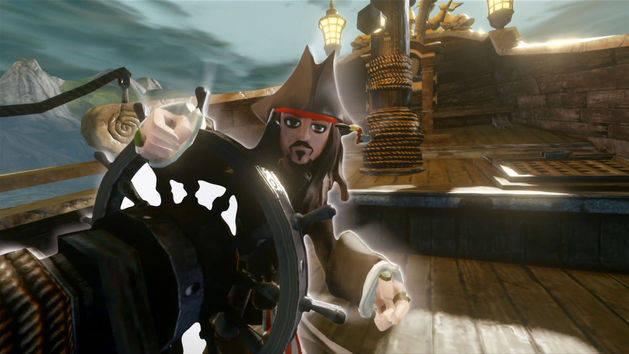 Disney Infinity:  Pirates of the Caribbean Play Set Trailer