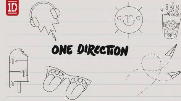 """What Makes You Beautiful"" (Lyric Video) - One Direction"