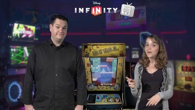 Ep. 5 - Aladdin Challenge - Disney Infinity Toy Box TV