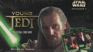 Force-Powered Decks: The History of the Young Jedi Card Game