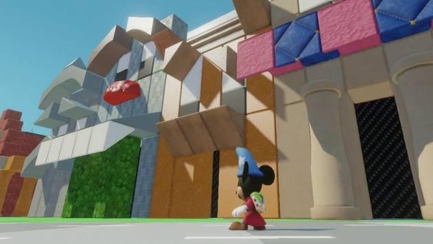 I Spy Toontown - DISNEY INFINITY Toy Box