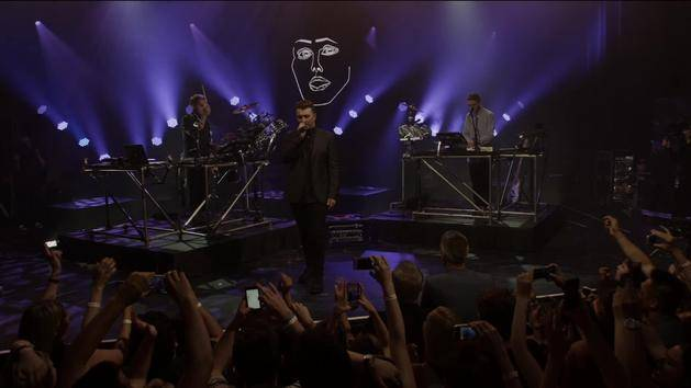 """Latch"" (Live) - Disclosure ft. Sam Smith"