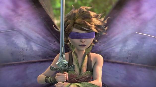 Bring Home Strange Magic on DVD & Digital HD
