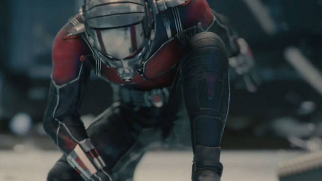 Marvel's Ant-Man - Official Trailer