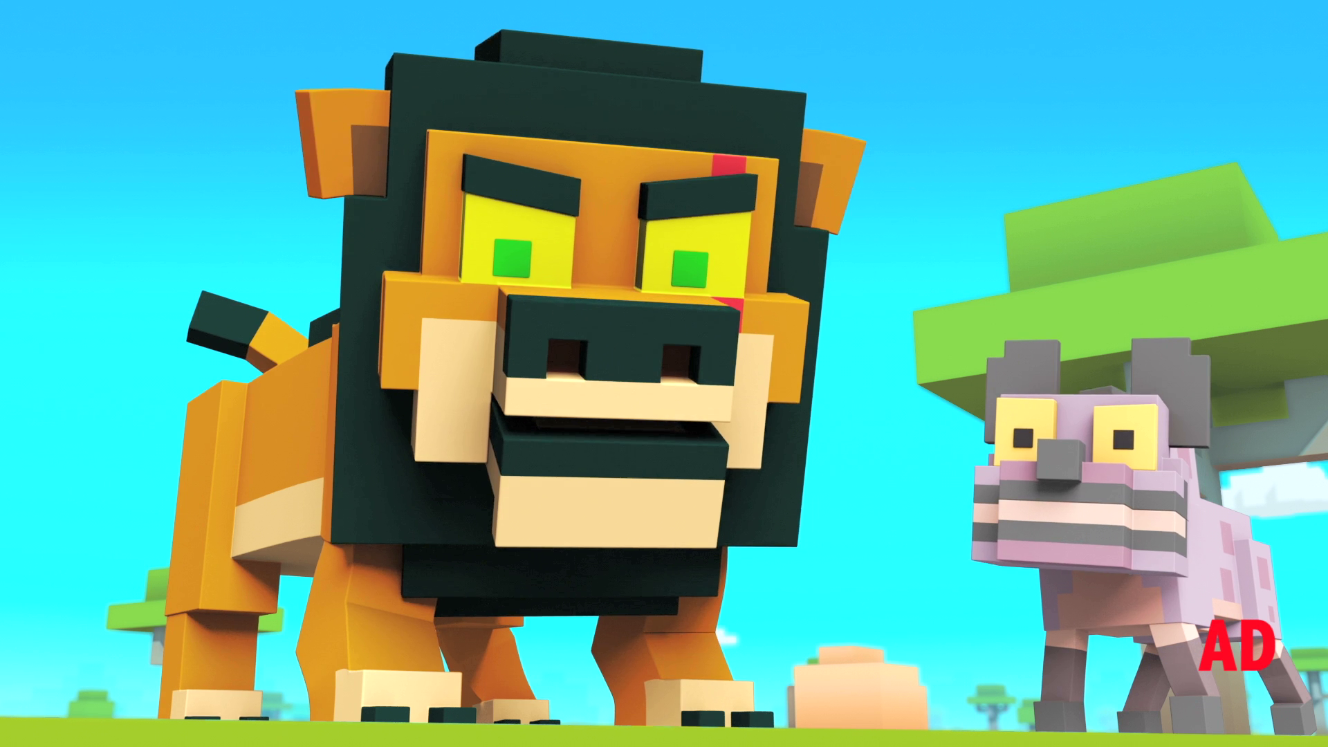 Hyena Havoc | Crossy Road