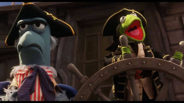 Sailing for Adventure - Muppet Treasure Island