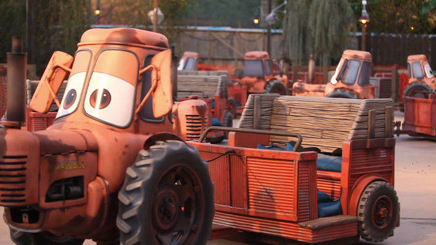 Mater's Junkyard Jamboree