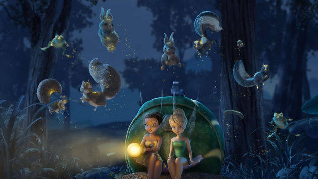 Dust Up - Disney Fairies Shorts