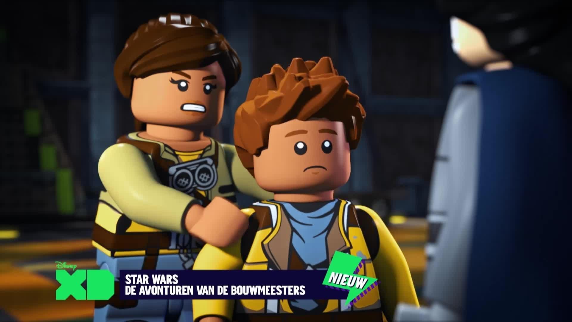 Nieuw op Disney XD: Star Wars  - De Avonturen van de Bouwmeesters
