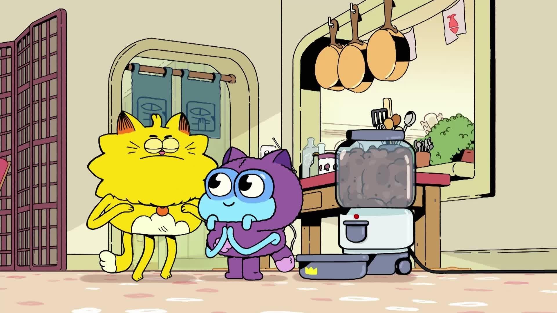 Undercover Kat - Opkomst van de machines