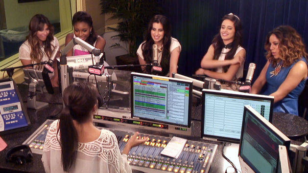 "Fifth Harmony on ""Me & My Girls"" - RD Planet Premiere"