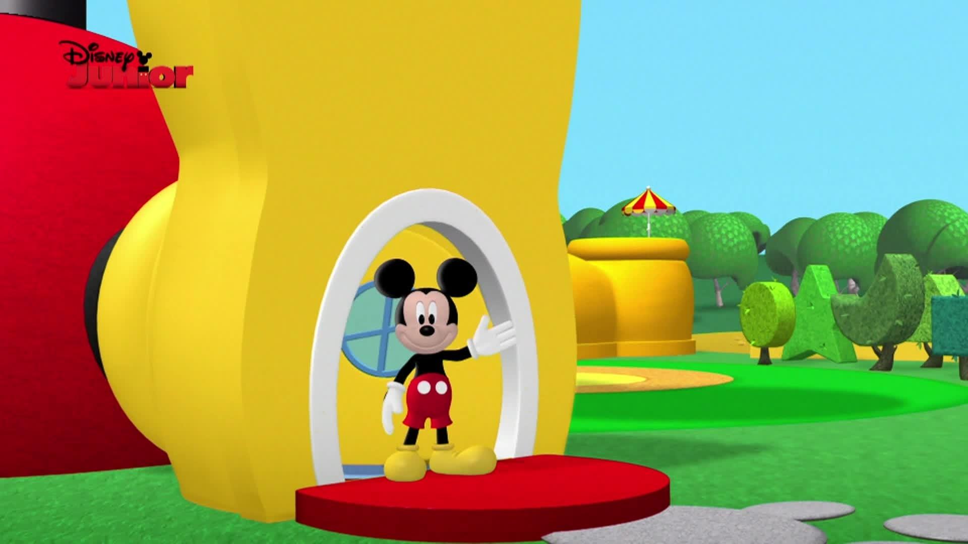 Encontrar el tesoro la casa de mickey mouse v deos - La mickey danza ...