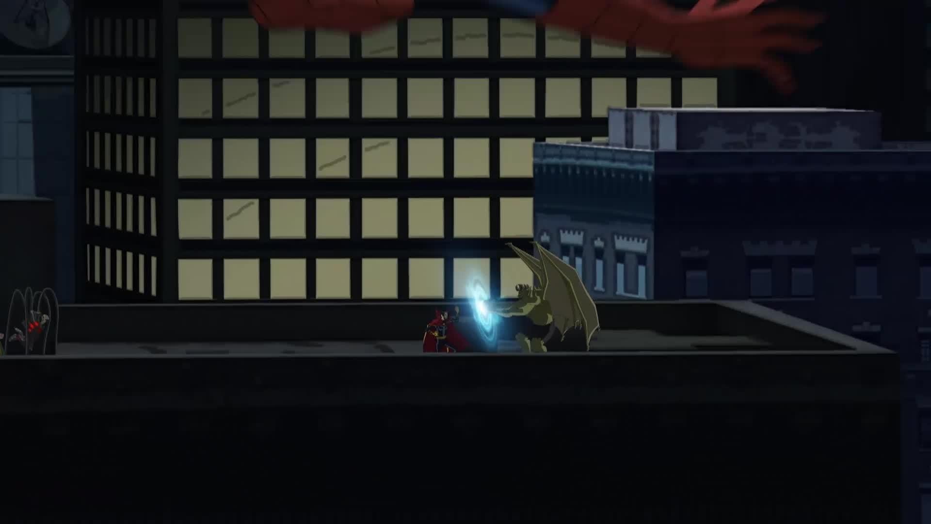 Ultimate Spider-Man - Aflevering 81 - Seizoen 4