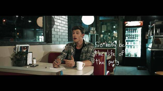 """""""Life of the Party"""" (Lyric Video) - Shawn Mendes"""