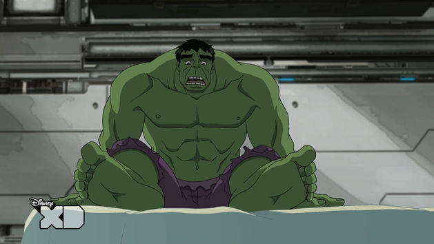 Ultimate Spider-Man - The Incredible Spider Hulk