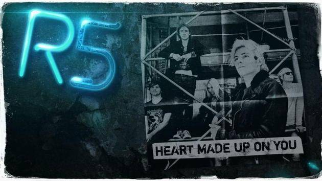 """""""Heart Made Up On You"""" (Audio Only) - R5"""