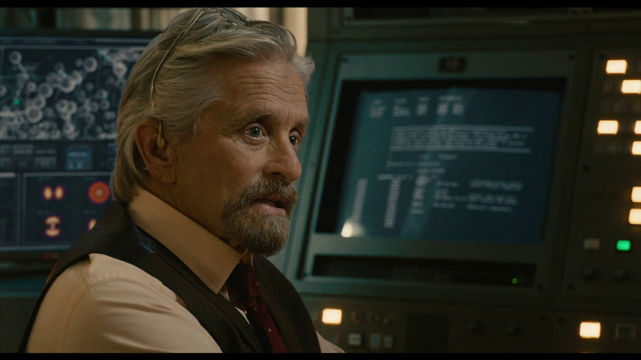 Meet Hank Pym - Marvel's Ant-Man