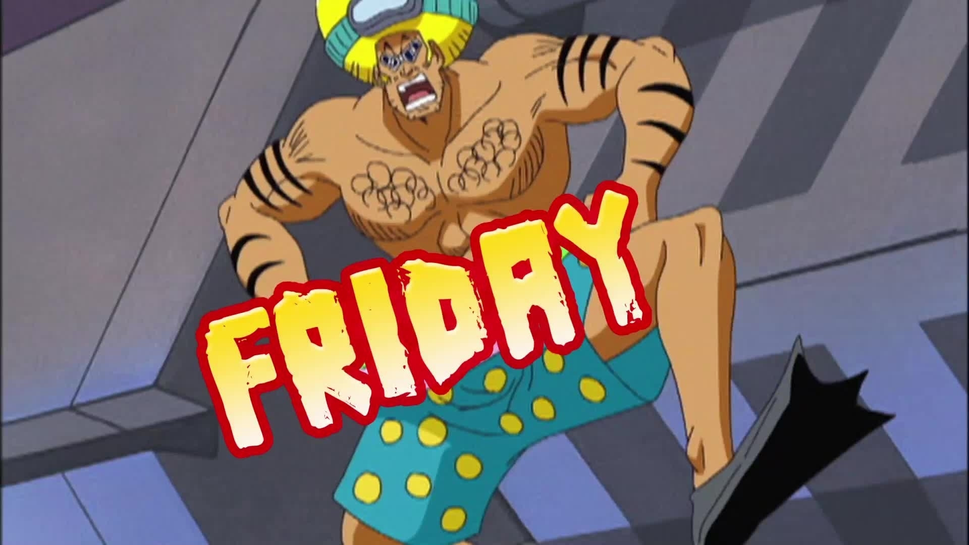 ALL New Friday Afternoon