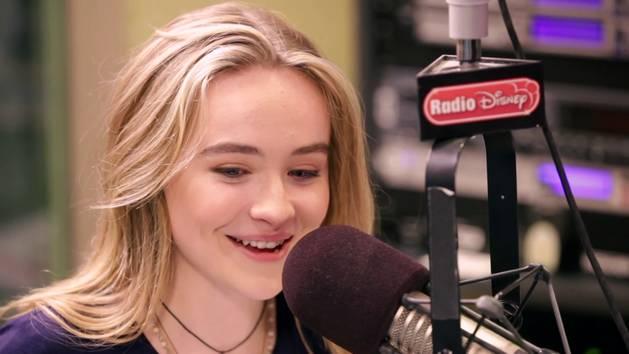 Sabrina Carpenter Take Over - Radio Disney