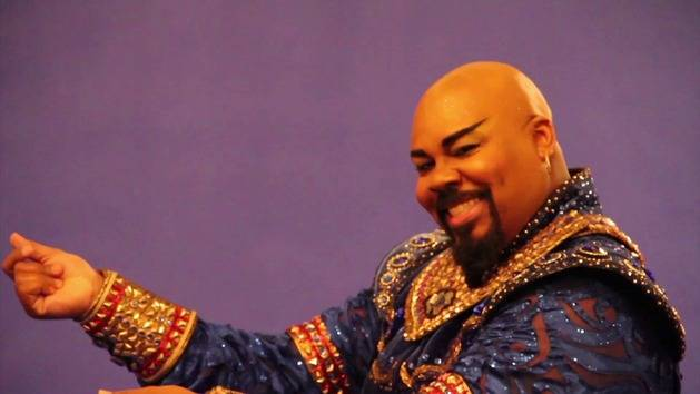 James Monroe Iglehart - Artist Spotlight - Disney's Aladdin on Broadway