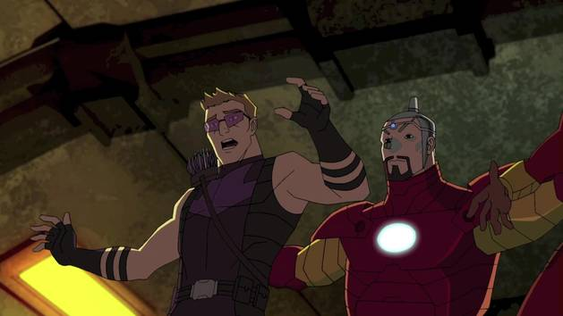 Avengers Assemble - Crime and Circuses