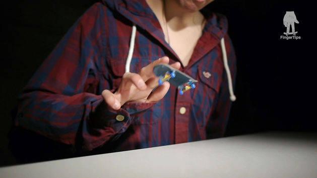 FingerTips Episode 26: Switch Kickflip