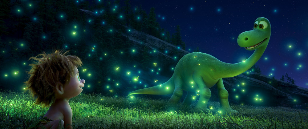 The Good Dinosaur - Trailer Courage