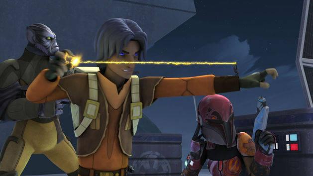 Star Wars Rebels: Ezra/Kanan