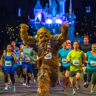 runDisney Star Wars: The Empire Strides Back