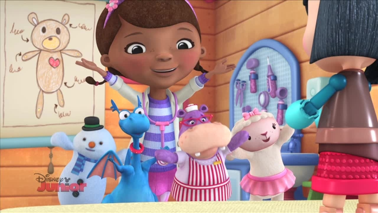 Doc McStuffins Ready for Action