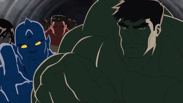 Hulk: Cazado