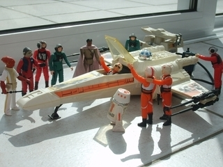 The Vintage Vault: Looking Back at Kenner's X-wing Fighter