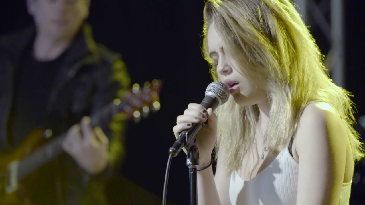 """Paper Doll""  (Live in Studio ) - Bea Miller"