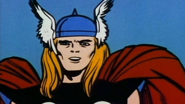 Marvel Mash-Up: Welcome to Asgard