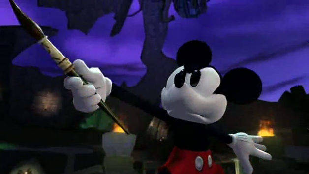 Epic Mickey Trailer