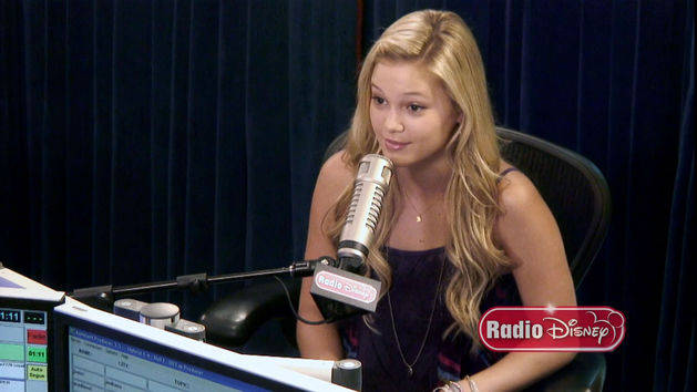 Olivia Holt's Halloween - Take Over with Ernie D.