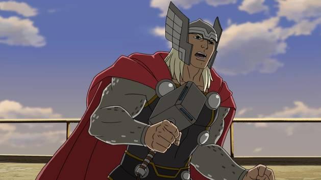 Avengers Assemble - De Avenger show