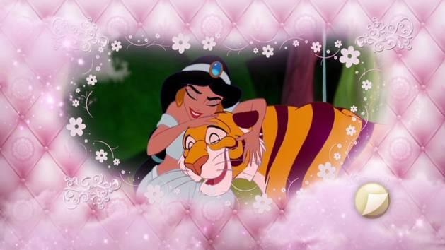 Princesa Disney Jasmine