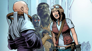Artist Kev Walker Discusses Marvel's Doctor Aphra #2 – Exclusive Commentary