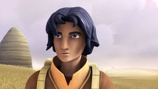 Star Wars Rebels: Proprietà di Ezra