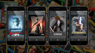 Topps' Star Wars Card Trader App Now Available – Exclusive!