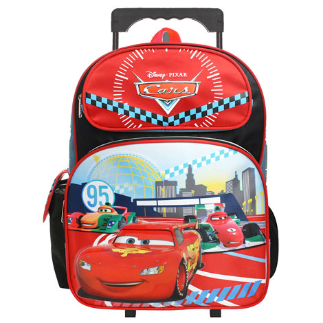 Disney.Pixar Cars Trolley Bag