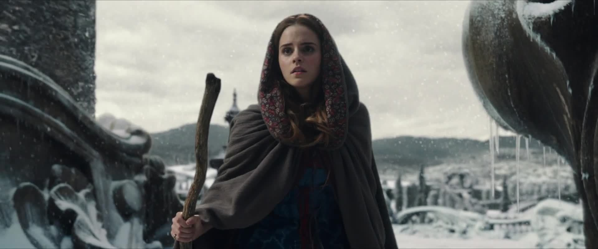 Golden Globes TV Spot - Disney's Beauty and the Beast